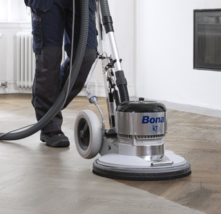 Cleaning, Polishing & Oiling Floors