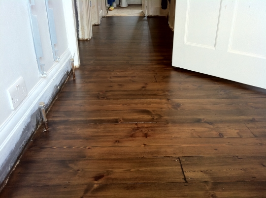Boards Covered With Wood Floors ~ Laminate flooring fitting floorboards