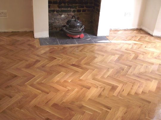 Used Parquet Flooring for Sale