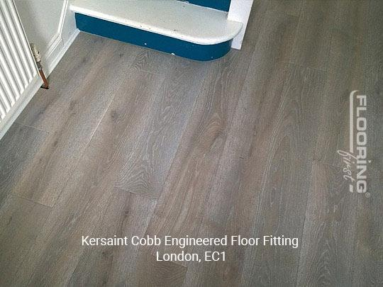 Kersaint Cobb engineered floor fitting in Central London 3