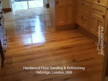 Hardwood floor sanding and refinishing in Uxbridge 3