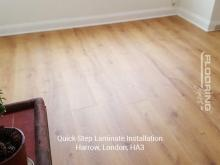 QuickStep laminate installation in Harrow 3