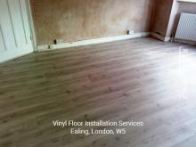 Vinyl floor installation services in Ealing 2