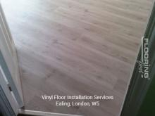 Vinyl floor installation services in Ealing 3