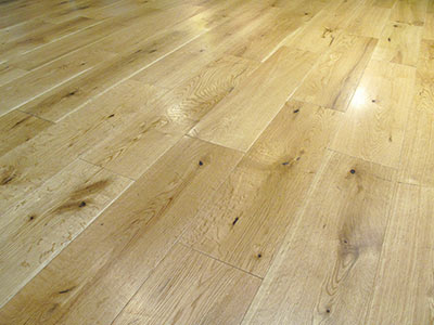 Seven reasons to install white oak flooring