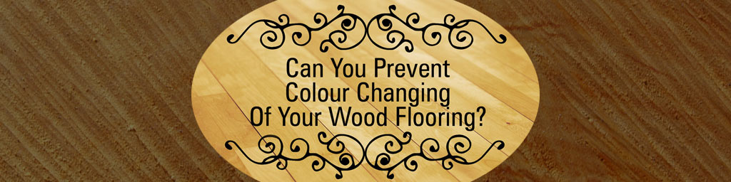 colour changing wood flooring