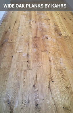 oak flooring by kahrs