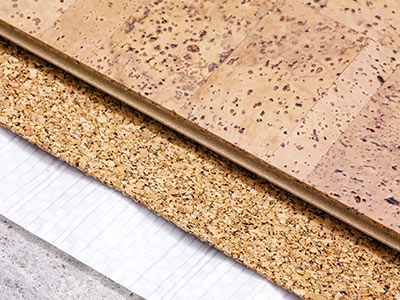 Finding the best underlay for wood flooring