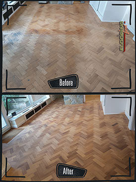 Floor sanding Rickmansworth