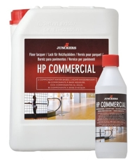 Junckers HP commercial lacquer