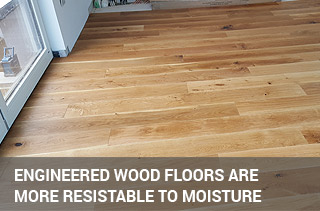 Flooring types and how to choose for Hardwood floors humidity