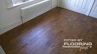hardwood floor laying as a professional service