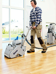 Dust Floor Sanding Service London