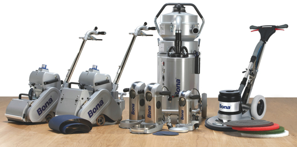 Bona Dust Free Sanding Machines