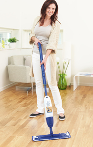 bona spray mop cleaning