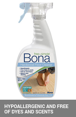 bona cleaning product