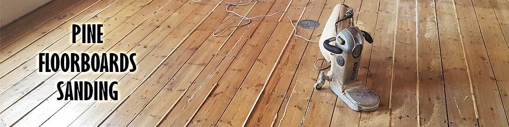Pine Floorboards Sanding - A DIY Guide | DIY Advice