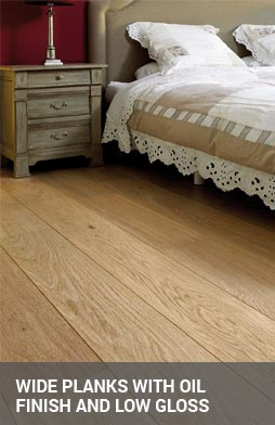 wood planks with vintage appearance