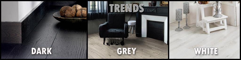 Wood Flooring Staining Trends Dark White Or Gray Floor Sanding