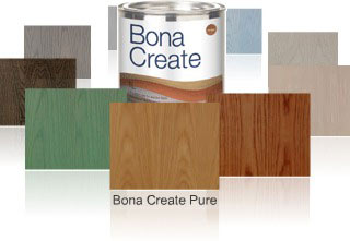 Bona Create Wood Floor Stains