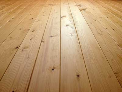 Wood floorboards are too thin - what now